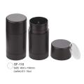 Round Small Stick type Stick Foundation Cosmetic Container