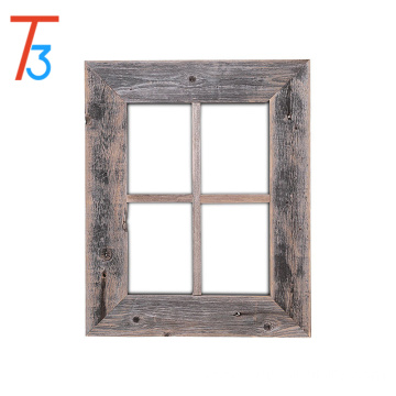Old Rustic Window Barnwood Frames Not For Pictures Rustic Decor