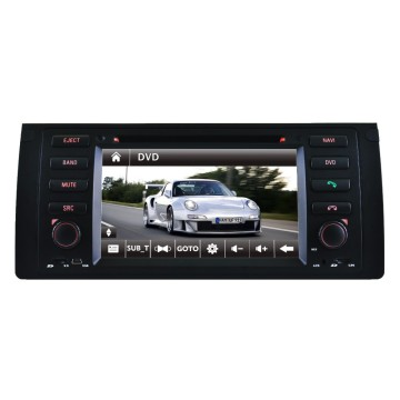 GPS Napigasi Car DVD BMW M5 5 E39