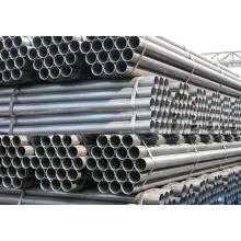 Best quality and factory for Hot Galvanizing Welded Steel Tube Galvanized Round carbon steel pipe supply to India Wholesale