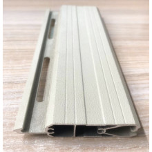 All aluminum shutter curtain
