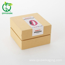 Cardboard watch box for sales