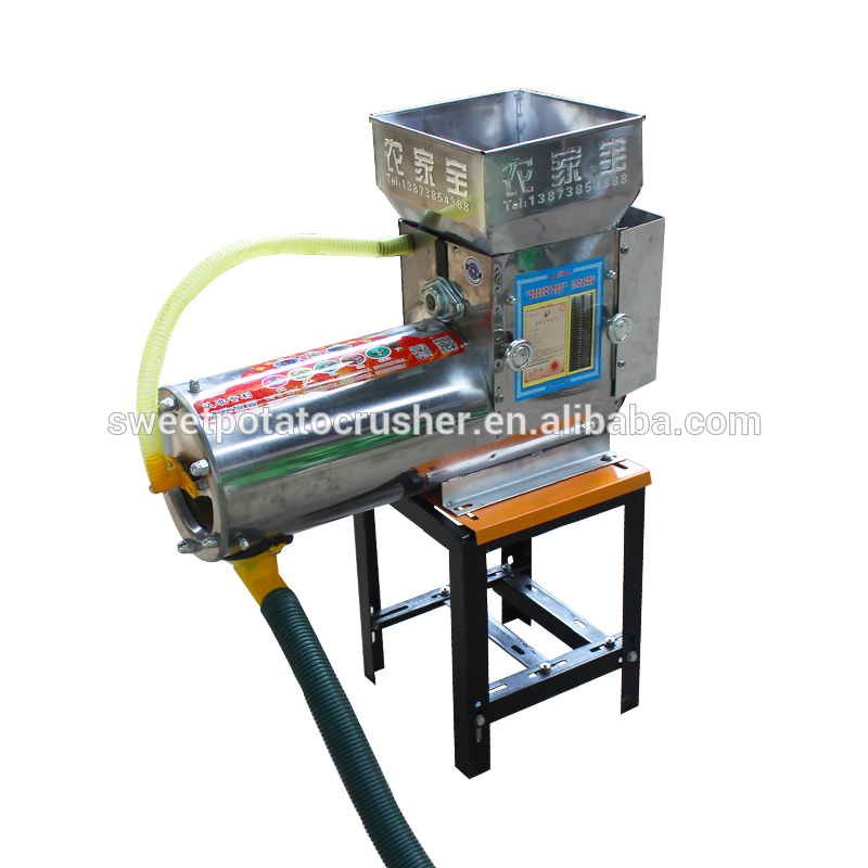 stainless steel starch extraction making cassava starch machine