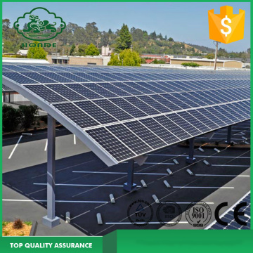 Hot Sale Carport System For Solar Panel Mounting