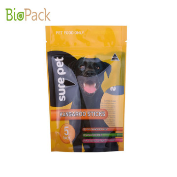Pet Food Package Bag 5~20kg Aluminum Foil