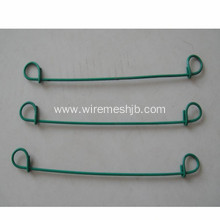 PVC Coated Double Loops Wire