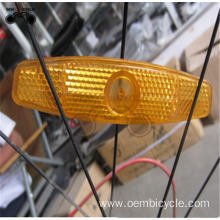 plastic bicycle spoke Reflector for mountain bike