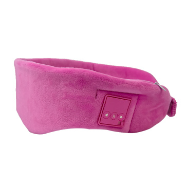 Cuffie Sleeping Cuffie senza fili Bluetooth Eye Mask