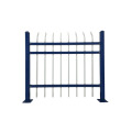 Wrought iron fence parts