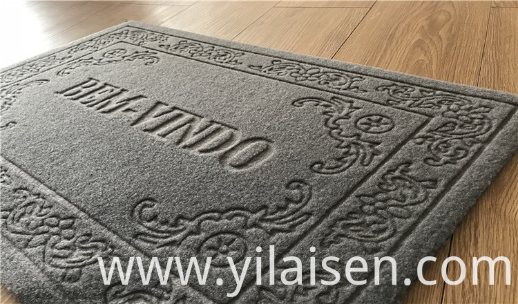 Polyester Embossed Mat 058