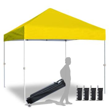 Custom cheap 10x10 canopy camping tent