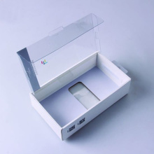Speaker Packaging Cardboard Paper Carrying Box with Hanger