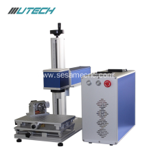 Glavameter 30W Colorful Mopa Fiber Laser Marking machine