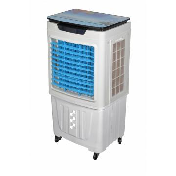 Remote Control 45L Capacity 6000CBM Glass Air Cooler