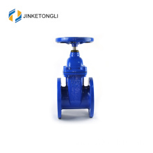 "JKTLCG016 wheel handle stainless steel 6"" gate valve"
