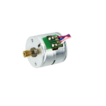 20BY25-034A Permanent Magnet Stepper Motor - MAINTEX