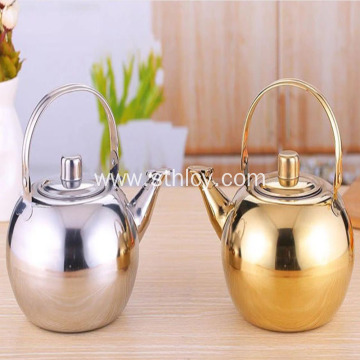 Environment Friendly Stainless Steel Kettle