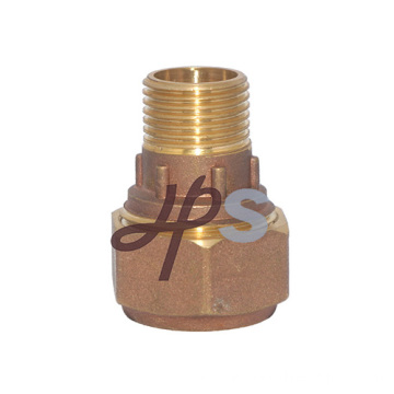 Bronze compression fittings