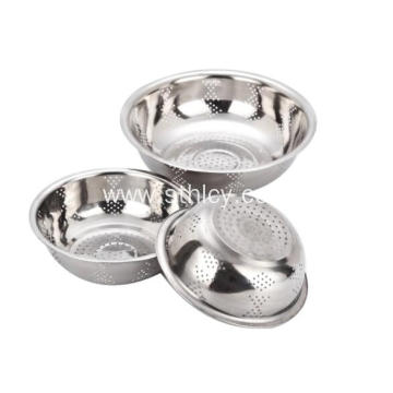 Stainless Steel Washing Basket Kitchen Utensils and Tools