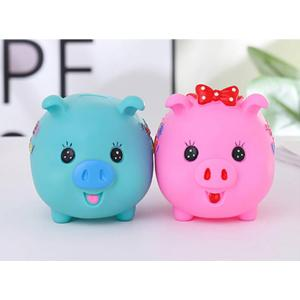 Pretty Mini Pig Shape Children Piggy Bank