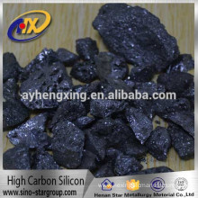 Best price hot sale to Asia and Europe high carbon ferrosilicon