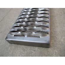 Punched Hole Safety Grating