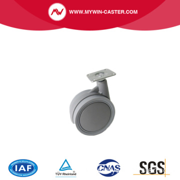 High Quality PA Wheel Swivel Caster , Medical Caster Wheel