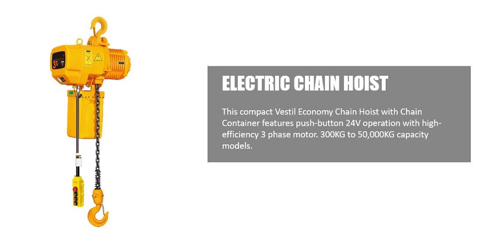 electric chain hoist (10)