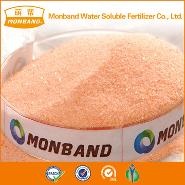 High Quality Soluble Fertilizer NPK 13-5-26 To Africa
