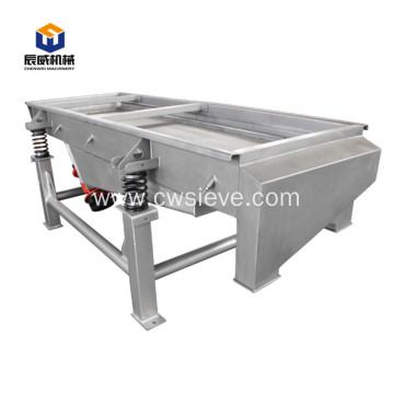 coal dewatering linear vibrating screen