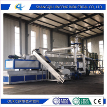 China for Continuous Waste Plastic Pyrolysis Plant House Garbage Pyrolysis Machine export to Ecuador Importers
