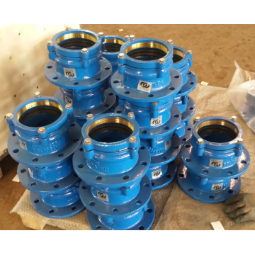 PE Flange Adapters Straight & Stepped Couplings