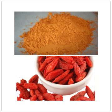 High Quality Certified Top grade Goji spray powder