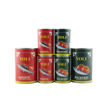 Reliable for Find Canned Sardine, Canned Sardine, Healthy Canned Fish Supplier FMCG Products Canned Mackerel in Tomato Sauce supply to Syrian Arab Republic Importers