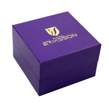 Display Jewelry Watch Paper Packaging Box