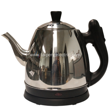 Top for Stainless Steel Electric Tea Kettle Stainless Steel Electric Kettle for Tea export to Portugal Manufacturers