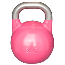 8 KG Precision Steel Competition Kettlebells