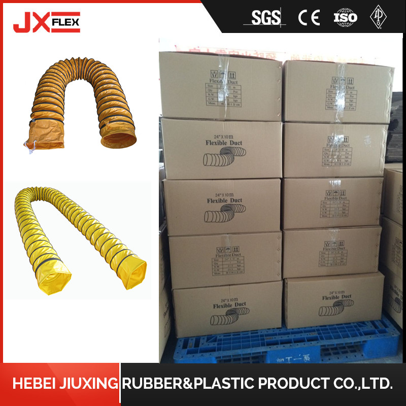 Air Duct Hose Packing