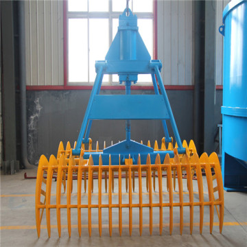 Paper Mill Grapple Machine