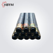 High pressure Putzmeister Concrete Pump Rubber End Hose