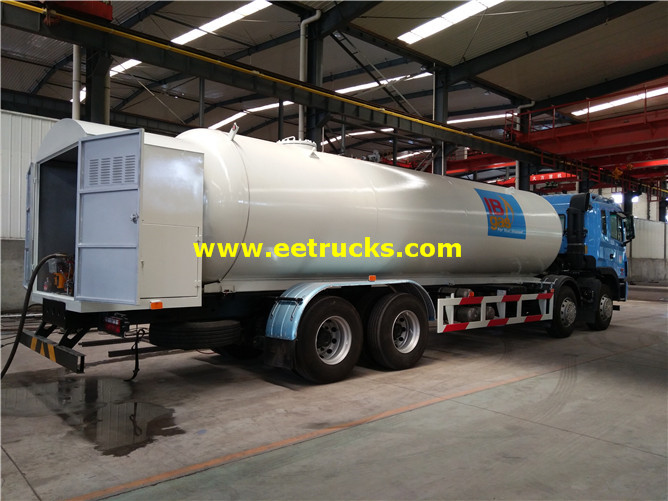 Mobile Propane Filling Trucks