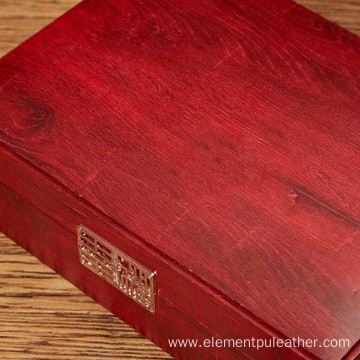 Wood Grain Decorative Paper for Box