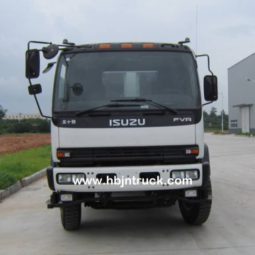 ISUZU Compression Garbage Truck