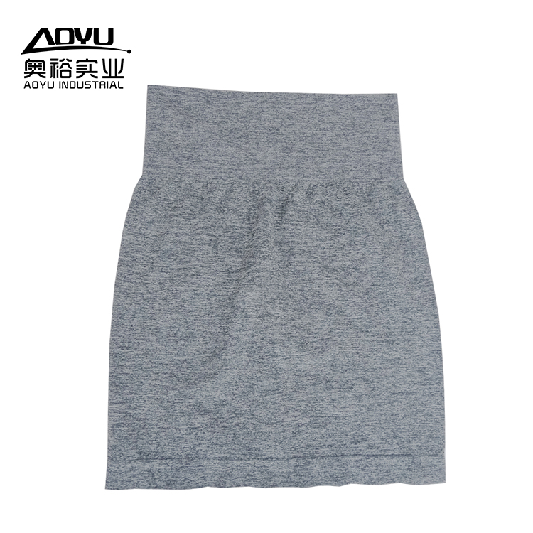 Wholesale Control Cotton Seamless Shapewear Half Slips Skirt