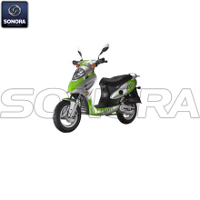 Benzhou YY50QT-26 10 INCH Complete Scooter Spare Parts Original Quality