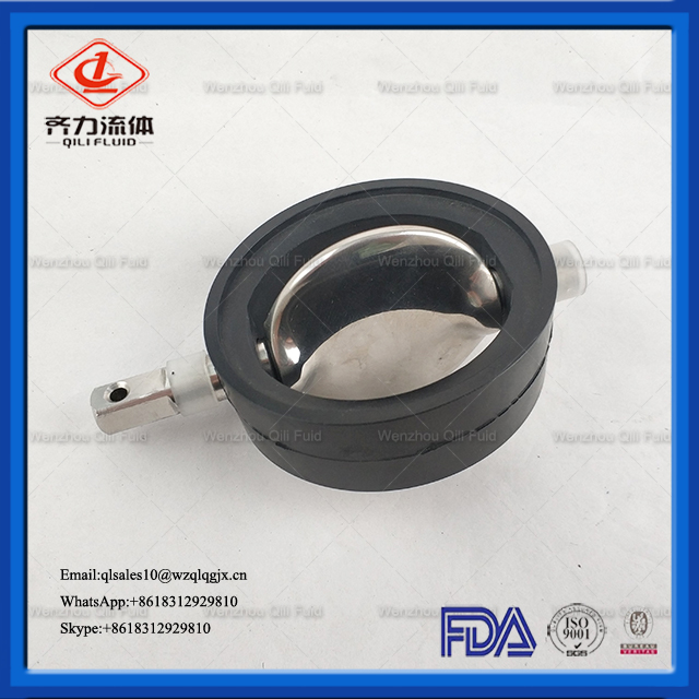 sanitary stainless steel silicon EPDM gaskets