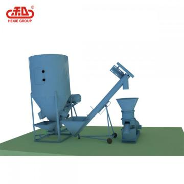 Feed Processing Machines Pellet mill Productielijn