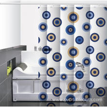 Waterproof Bathroom printed Shower Curtain Pictures
