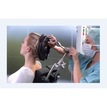 Hair transplant operating table