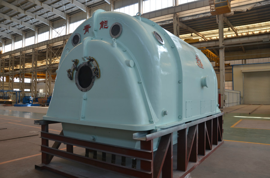 Steam Turbine Generator 26